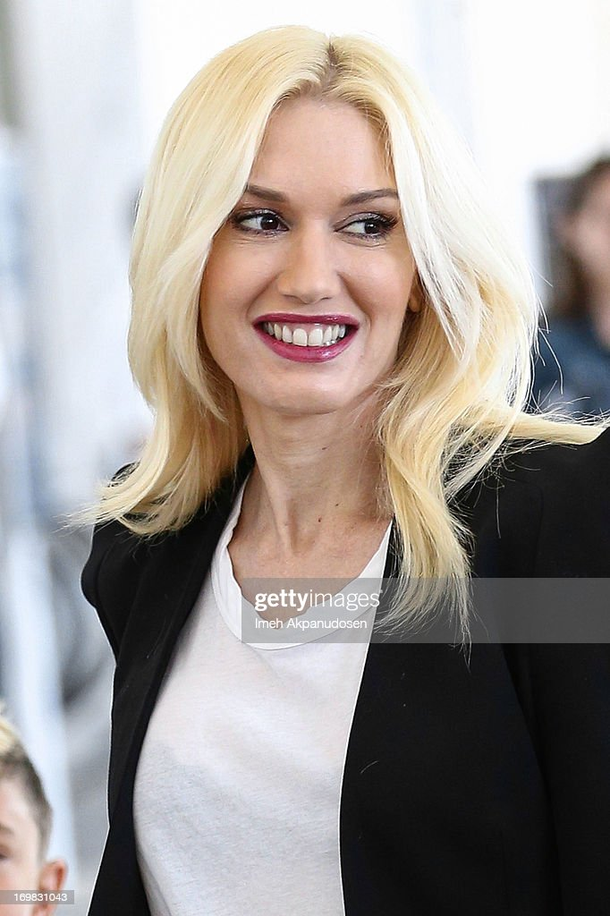 Singer <a gi-track='captionPersonalityLinkClicked' href=/galleries/search?phrase=Gwen+Stefani&family=editorial&specificpeople=156423 ng-click='$event.stopPropagation()'>Gwen Stefani</a> attends the Elizabeth Glaser Pediatric AIDS Foundation's 24th Annual 'A Time For Heroes' Event on June 2, 2013 in Los Angeles, California.
