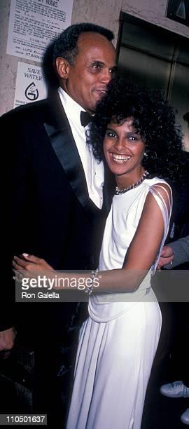 Harry Belafonte Daughter