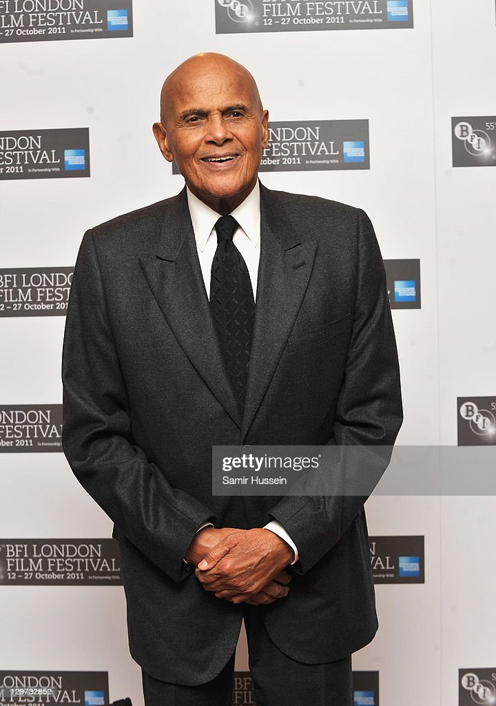 Singer <a gi-track='captionPersonalityLinkClicked' href=/galleries/search?phrase=Harry+Belafonte&family=editorial&specificpeople=204214 ng-click='$event.stopPropagation()'>Harry Belafonte</a> attends the Premiere of The Future at the 55th BFI London Film Festival at Vue West End on October 20, 2011 in London, England.