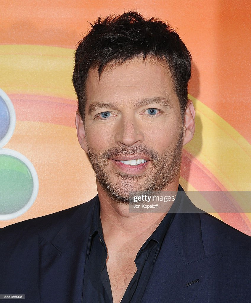 Singer Harry Connick Jr. arrives at the 2016 Summer TCA Tour - NBCUniversal Press Tour Day 1 at The Beverly Hilton Hotel on August 2, 2016 in Beverly Hills, California.