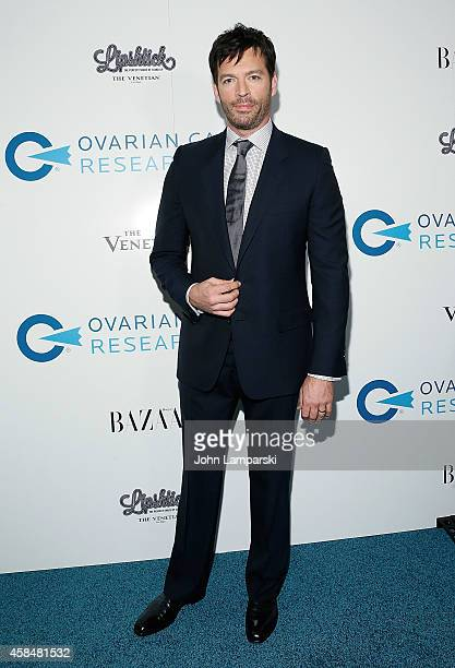 Singer Harry Connick Jr attends 2014 Ovarian Cancer Research Fund's Legends Gala at The Pierre Hotel on November 5 2014 in New York City