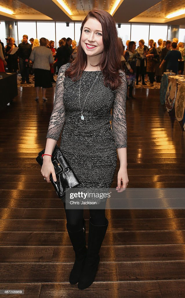 Singer Hayley Westenra poses for a photo as she celebrates success of New Zealand women in the UK on Waitangi day at New Zealand House on February 6, 2014 in London, England. Waitangi Day commemorates the signing of a treaty between 500 Maori Chiefs and the British Crown in 1840.