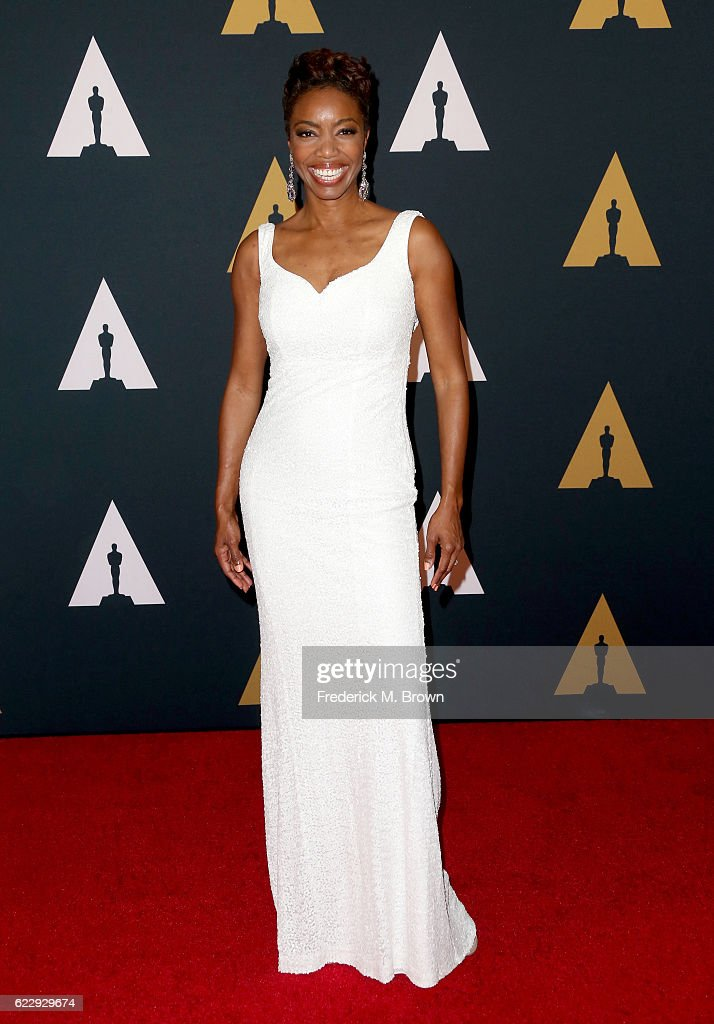 Singer Heather Headley attends the Academy of Motion Picture Arts and Sciences' 8th annual Governors Awards at The Ray Dolby Ballroom at Hollywood & Highland Center on November 12, 2016 in Hollywood, California.