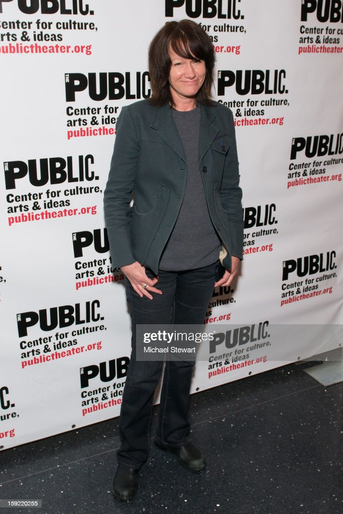 Singer Heidi Rodewald attends the Under The Radar Festival 2013 Opening Night Celebration at The Public Theater on January 9, 2013 in New York City.