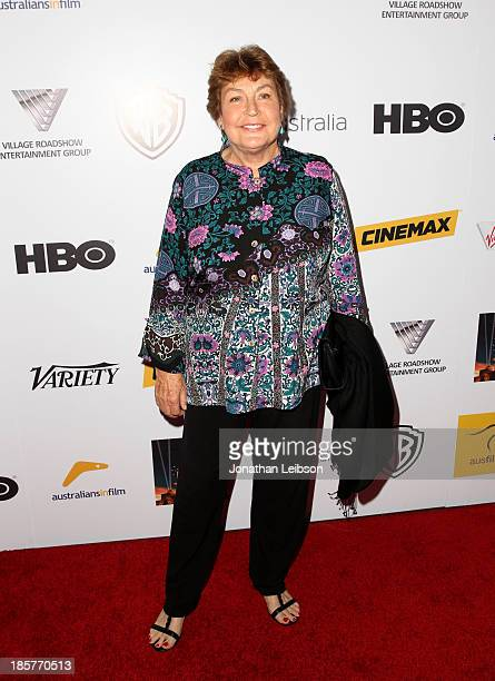 Singer Helen Reddy attends the 2nd Annual Australians in Film Awards Gala at Intercontinental Hotel on October 24 2013 in Beverly Hills California