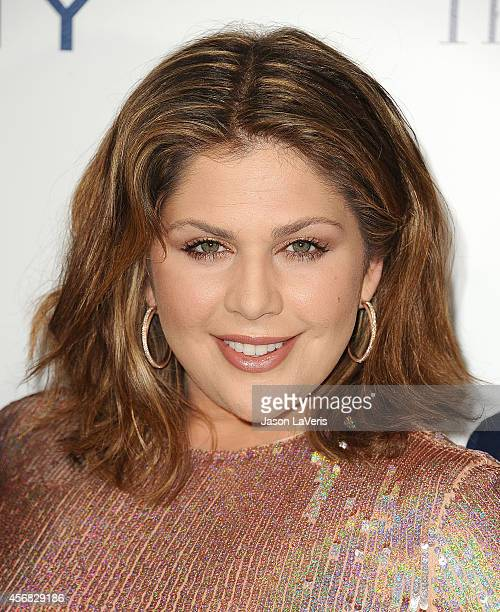 Singer Hillary Scott of Lady Antebellum attends the premiere of 'The Best Of Me' at Regal Cinemas LA Live on October 7 2014 in Los Angeles California