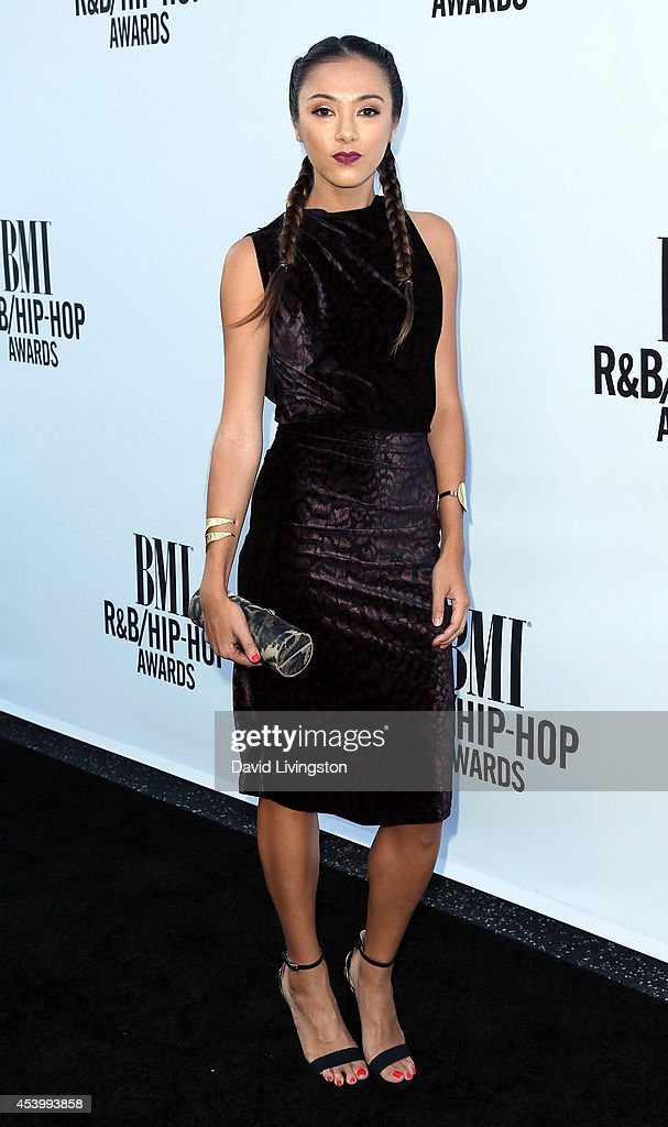 Singer Hollis attends the 2014 BMI R&B/Hip-Hop Awards at the Pantages Theatre on August 22, 2014 in Hollywood, California.
