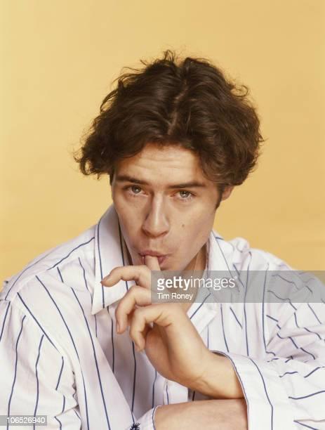 Singer Howard Donald of English boy band Take That circa 1993