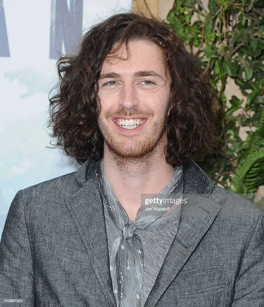Singer <a gi-track='captionPersonalityLinkClicked' href=/galleries/search?phrase=Hozier&family=editorial&specificpeople=1868607 ng-click='$event.stopPropagation()'>Hozier</a> arrives at the Los Angeles Premiere 'The Legend Of Tarzan' at TCL Chinese Theatre on June 27, 2016 in Hollywood, California.