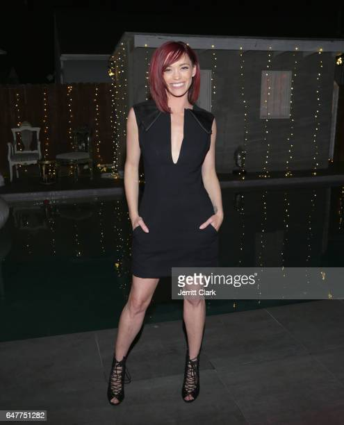 Singer J Sutta attends her Album Release Party For 'I Say Yes' at a private residence on March 3 2017 in Studio City California