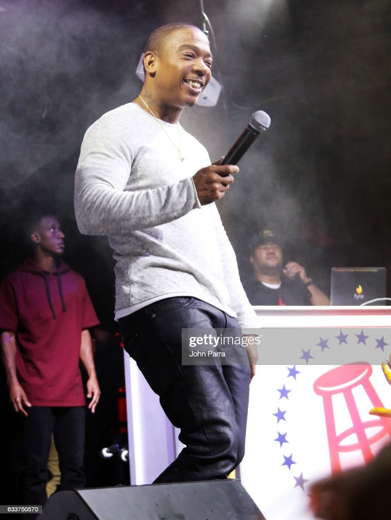 Singer Ja Rule performs onstage at The Barstool Party 2017 on February 3, 2017 in Houston, Texas.