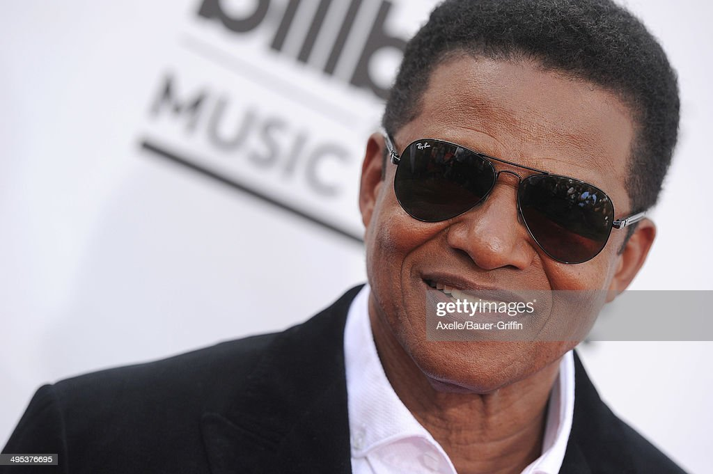 Singer Jackie Jackson arrives at the 2014 Billboard Music Awards at the MGM Grand Garden Arena on May 18, 2014 in Las Vegas, Nevada.