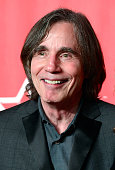 Singer Jackson Browne attends the 25th anniversary MusiCares 2015 Person Of The Year Gala honoring Bob Dylan at the Los Angeles Convention Center on...
