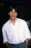 Singer Jackson Browne poses for a portrait in circa 1980 in Los Angeles California