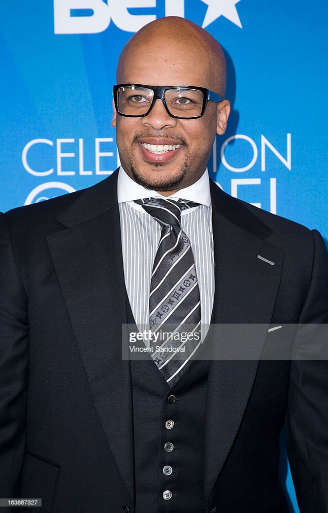 Singer James Fortune attends the BET 13th annual 'Celebration Of Gospel' at Orpheum Theatre on March 16, 2013 in Los Angeles, California.