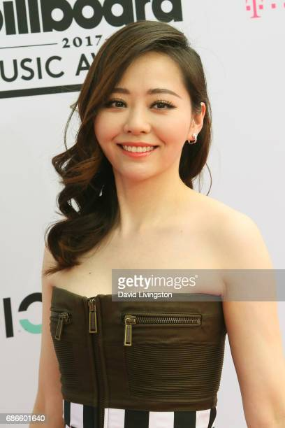 Singer Jane Zhang attends the 2017 Billboard Music Awards at the TMobile Arena on May 21 2017 in Las Vegas Nevada