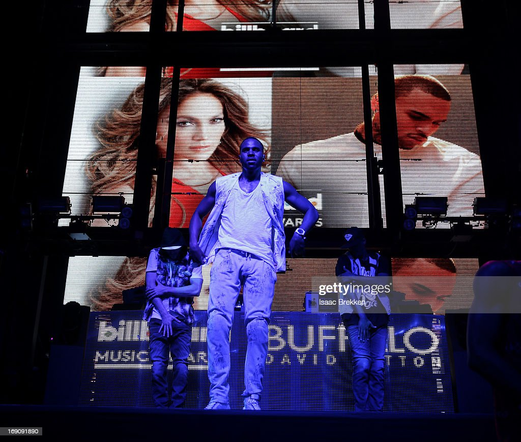 Singer Jason Derülo performs at the Buffalo David Bitton/Billboard Awards afterparty at Marquee Nightclub In The Cosmopolitan on May 19, 2013 in Las Vegas, Nevada.