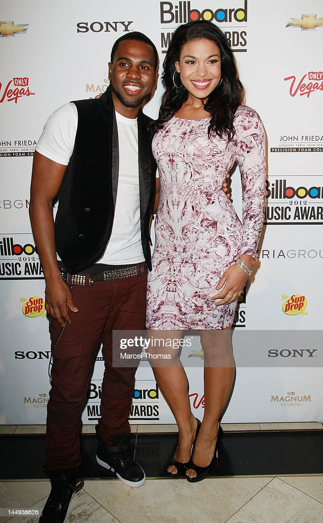 Singer Jason Derulo and Jordin Sparks attend the 2012 Billboard Music Awards Oficial After-party at 1 Oak on May 20, 2012 in Las Vegas, Nevada.