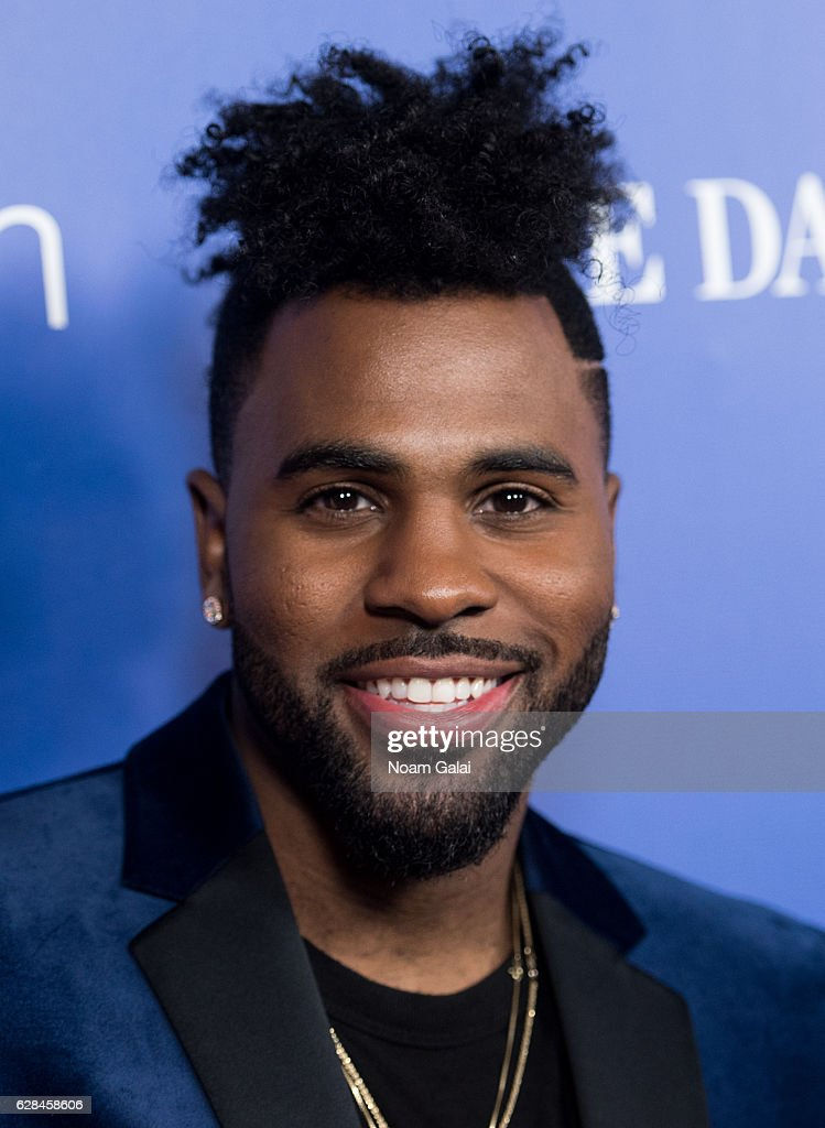 Singer Jason Derulo attends the DailyMail.com and Elite Daily holiday party at Vandal on December 7, 2016 in New York City.
