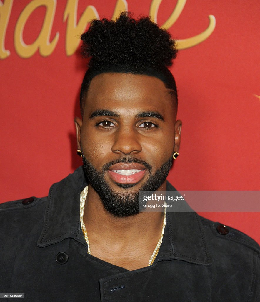 Madame Tussauds Unveils Wax Figure Of Jason Derulo And Hosts Rooftop Concert