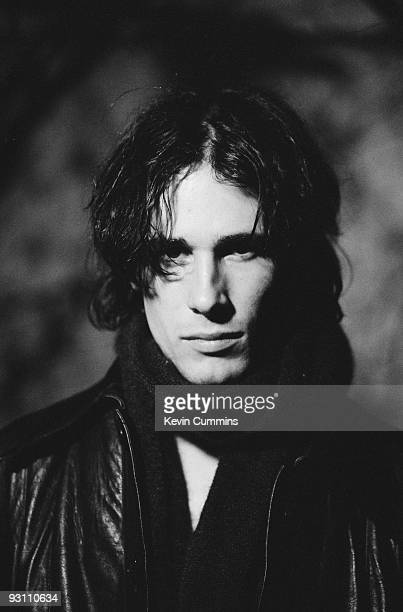 Singer Jeff Buckley in Toulouse February 1995 A photoshoot for NME