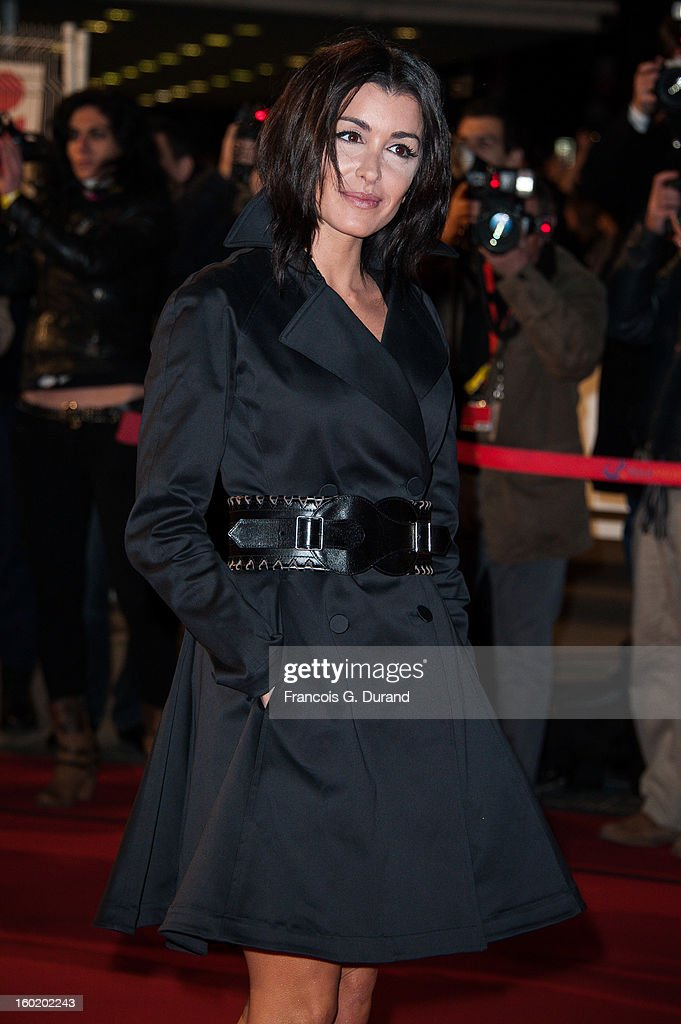 Singer Jenifer attends the NRJ Music Awards 2013 at Palais des Festivals on January 26, 2013 in Cannes, France.