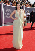 Singer Jessie J arrives at the 2014 MTV Video Music Awards at The Forum on August 24 2014 in Inglewood California