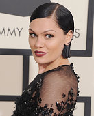Singer Jessie J arrives at the 57th GRAMMY Awards at Staples Center on February 8 2015 in Los Angeles California