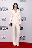 Singer Jessie J attends the 2014 American Music Awards at Nokia Theatre LA Live on November 23 2014 in Los Angeles California