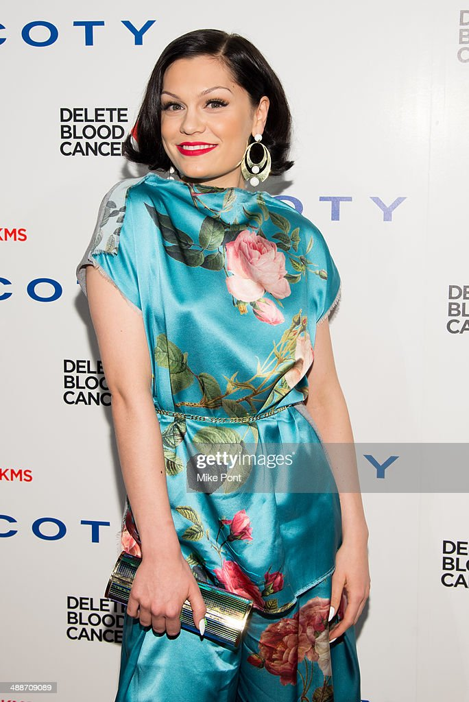 Singer <a gi-track='captionPersonalityLinkClicked' href=/galleries/search?phrase=Jessie+J&family=editorial&specificpeople=5737661 ng-click='$event.stopPropagation()'>Jessie J</a>. attends the 2014 Delete Blood Cancer Gala at Cipriani Wall Street on May 7, 2014 in New York City.