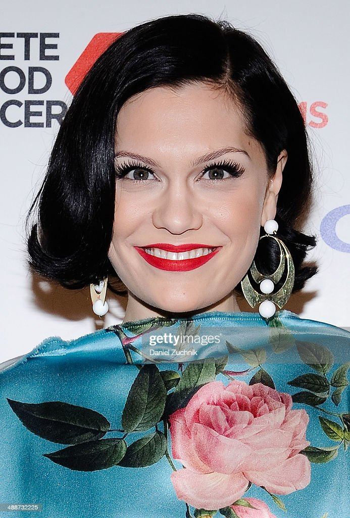 Singer <a gi-track='captionPersonalityLinkClicked' href=/galleries/search?phrase=Jessie+J&family=editorial&specificpeople=5737661 ng-click='$event.stopPropagation()'>Jessie J</a> attends the 2014 Delete Blood Cancer Gala at Cipriani Wall Street on May 7, 2014 in New York City.