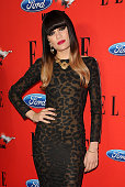 Singer Jessie J attends the 3rd annual ELLE Women In Music event at Avalon on April 11 2012 in Hollywood California