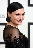 Singer Jessie J attends The 57th Annual GRAMMY Awards at the STAPLES Center on February 8 2015 in Los Angeles California
