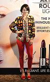 Jessie J Promotes 'Make Up For Ever'
