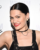 Singer Jessie J attends the William Rast celebration of its US debut at Lord Taylor on October 8 2014 in New York City