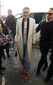 Singer Jessie J sighted at Sat1 television studios on November 27 2014 in Berlin Germany
