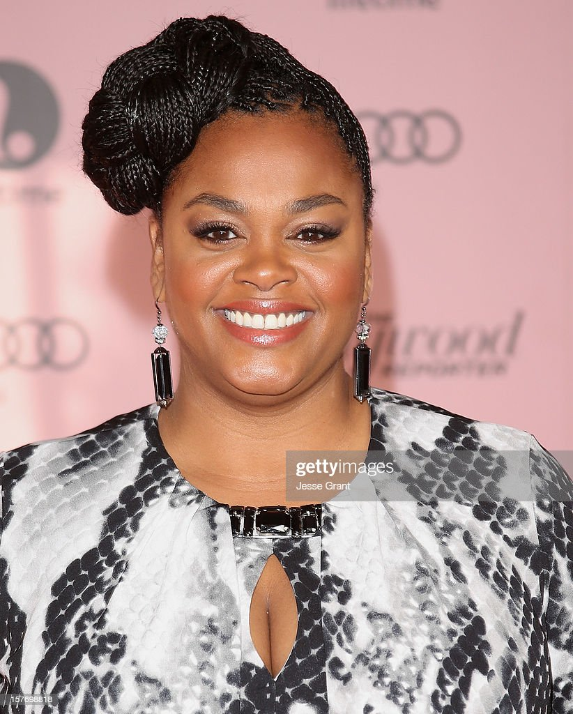 Singer Jill Scott arrives at the Hollywood Reporter's 21st annual women in entertainment breakfast at The Beverly Hills Hotel on December 5, 2012 in Beverly Hills, California.