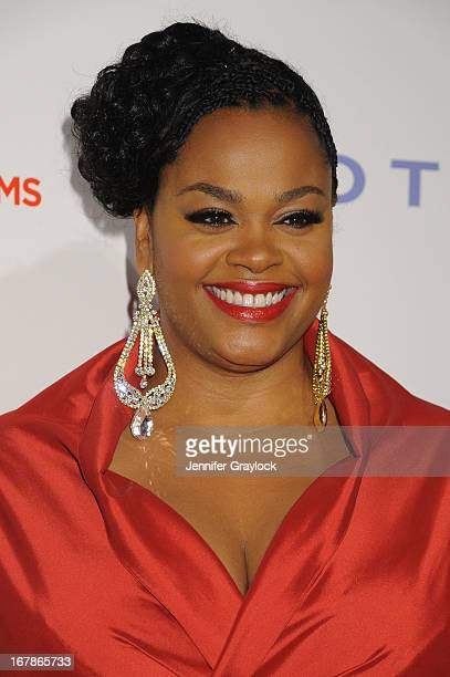 Singer Jill Scott attends the 2013 Delete Blood Cancer Gala which honors Vera Wang Leighton Meester and Suzi WeissFischmann on May 1 2013 in New York...