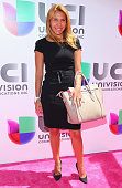 Singer Jimena Gallego attends Univision's 2015 Upfront at Gotham Hall on May 12 2015 in New York City