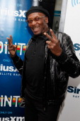 Singer Jimmy Cliff visits SiriusXM Studio on November 29 2011 in New York City