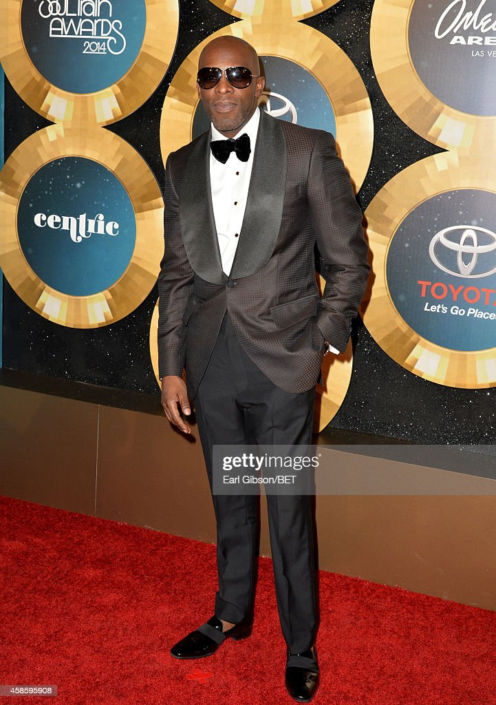 Singer Joe attends the 2014 Soul Train Music Awards at the Orleans Arena on November 7 2014 in Las Vegas Nevada