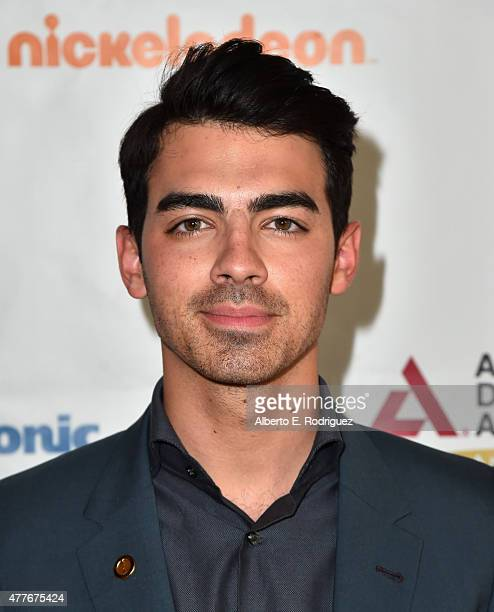 Singer Joe Jonas attends the Greater Los Angeles Chapter Of The American Diabetes Association's Father of the Year Awards at The Beverly Hilton Hotel...