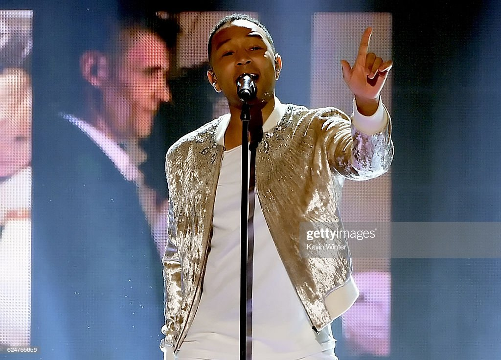singer-john-legend-performs-onstage-during-the-2016-american-music-picture-id624755656