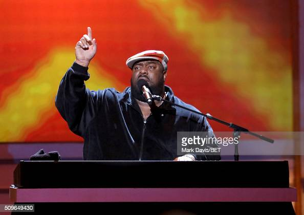 Singer John P Kee performs onstage during BET Celebration Of Gospel 2016 at Orpheum Theatre on January 9 2016 in Los Angeles California
