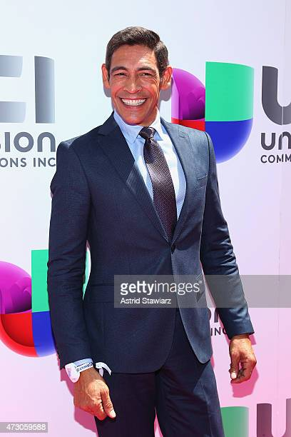 Singer Johnny Lozada attends Univision's 2015 Upfront at Gotham Hall on May 12 2015 in New York City