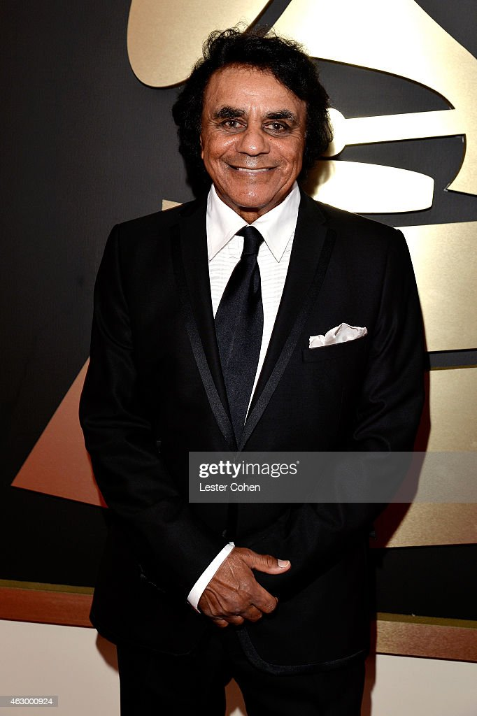 Singer Johnny Mathis attends The 57th Annual GRAMMY Awards at the STAPLES Center on February 8 2015 in Los Angeles California