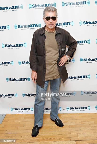 Singer Johnny Rivers visits the SiriusXM Studio on September 27 2012 in New York City