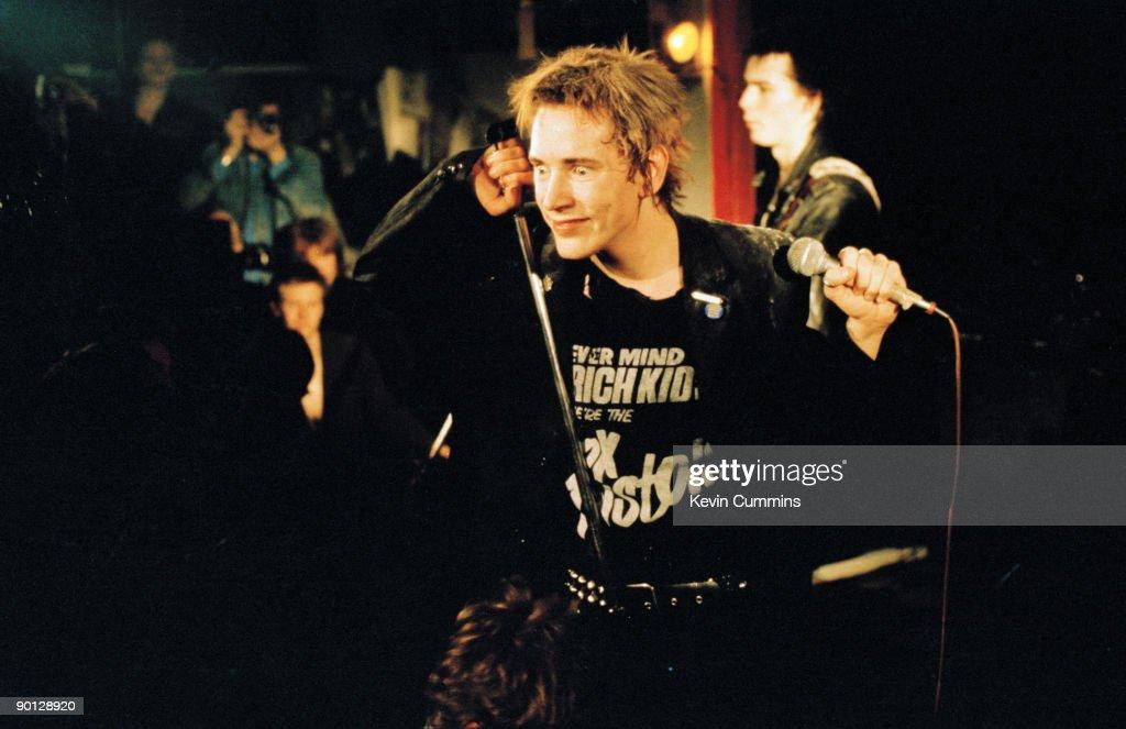 Johnny Rotten 1979