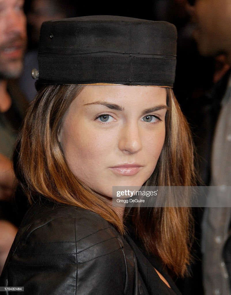 Singer JoJo arrives at the Myspace event at El Rey Theatre on June 12, 2013 in Los Angeles, California.
