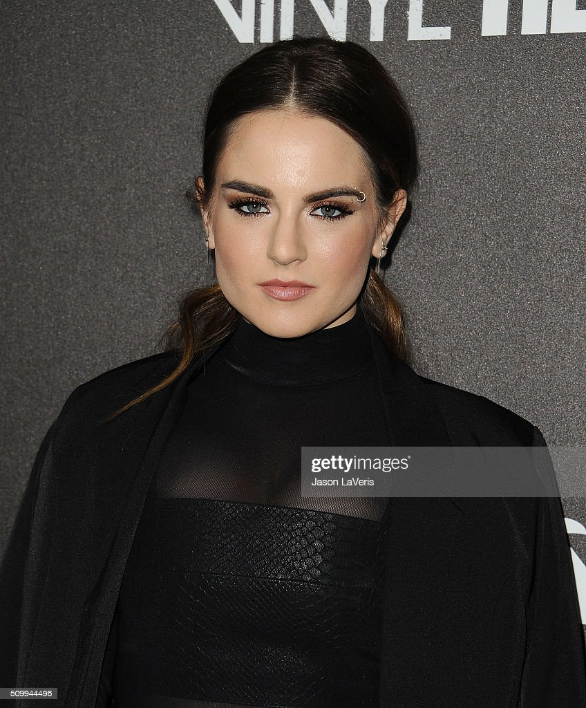 Singer <a gi-track='captionPersonalityLinkClicked' href=/galleries/search?phrase=JoJo+-+Singer&family=editorial&specificpeople=202981 ng-click='$event.stopPropagation()'>JoJo</a> attends the 2016 Billboard Power 100 celebration at Bouchon on February 12, 2016 in Beverly Hills, California.